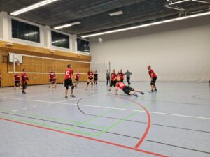 Mix vs TSV 2020/21 - Bild 2