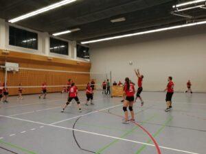 Mix vs TSV 2020/21 - Bild 1